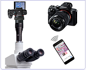 Microscope Adapter + Sony α7�U set